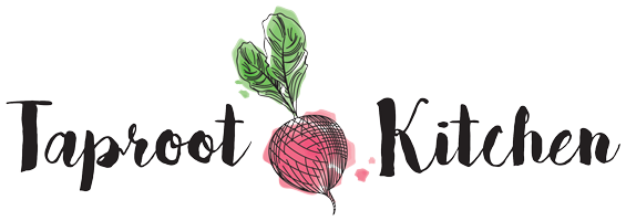 Taproot Kitchen Retina Logo