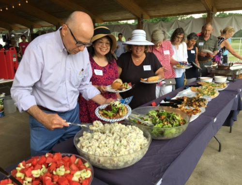 "Centre County Democratic Committee Enjoys a ""Star Spangled"" Picnic Catered by Taproot Kitchen"